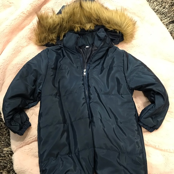 Other - NWOT Toddler snowsuit size 12 months